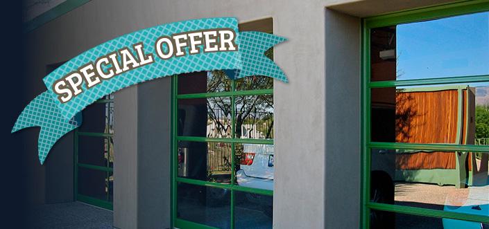 Garage Door Promotions And Specials