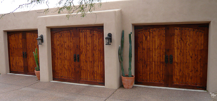 Residential Garage Door Style And Finish Types