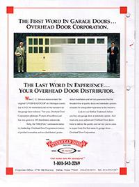 Historic Ad
