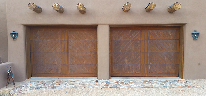 Residential Garage Doors Overhead Door Company Of Tucson And So Arizona
